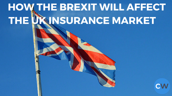 How the Brexit will affect the UK insurance market