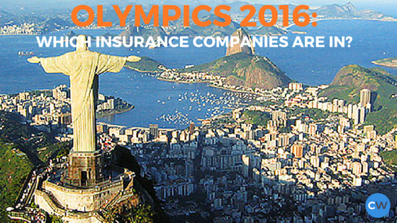 Olympics 2016- Which insurance companies are in-
