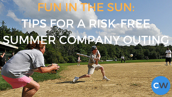 Fun in the Sun- Tips for a Risk-Free Summer Company Outing