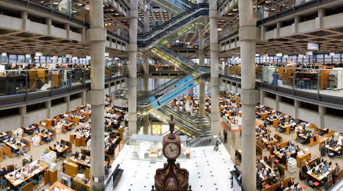 Lloyd's of London Underwriting