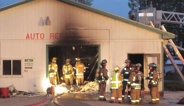 small business fire