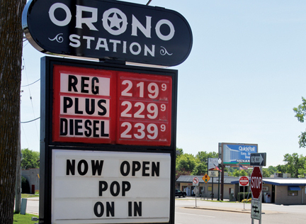 Orono Station Small Business
