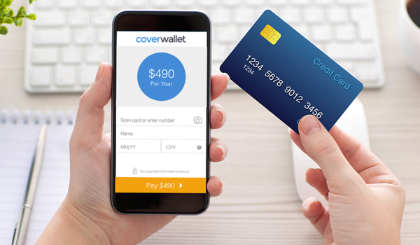 CoverWallet Digital Payment