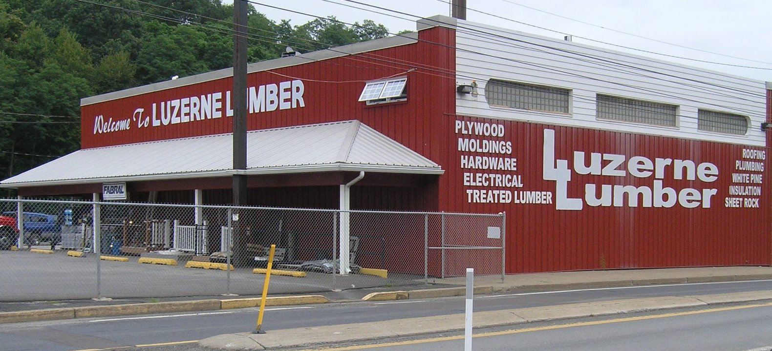 Small Business: Luzerne Lumber Company