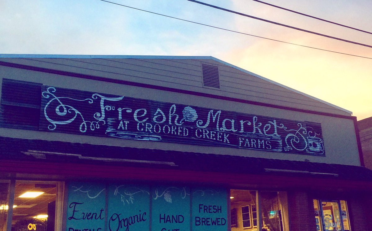 Small Business: Fresh Market Coffee