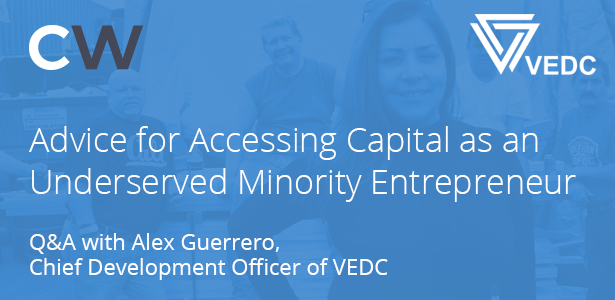 Q&A with Alex Guerrero, CDO of VEDC