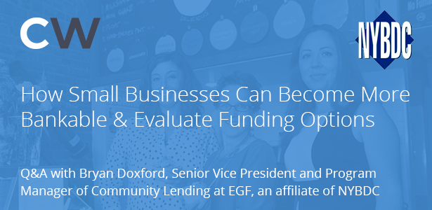 Q&A with Bryan Doxford of EGF