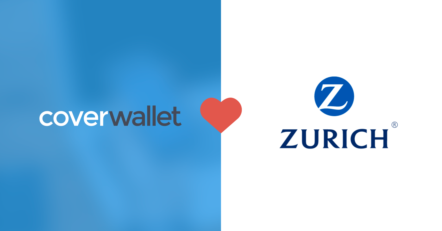 CoverWallet Teams Up with Zurich Insurance